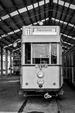 Line 11 - to Hanover